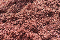 Brick Red Hope Timber Mulch