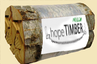 Hope Timber Bundled Firewood